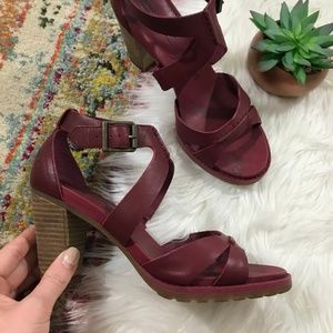 Timberland • Strappy Heeled Sandals